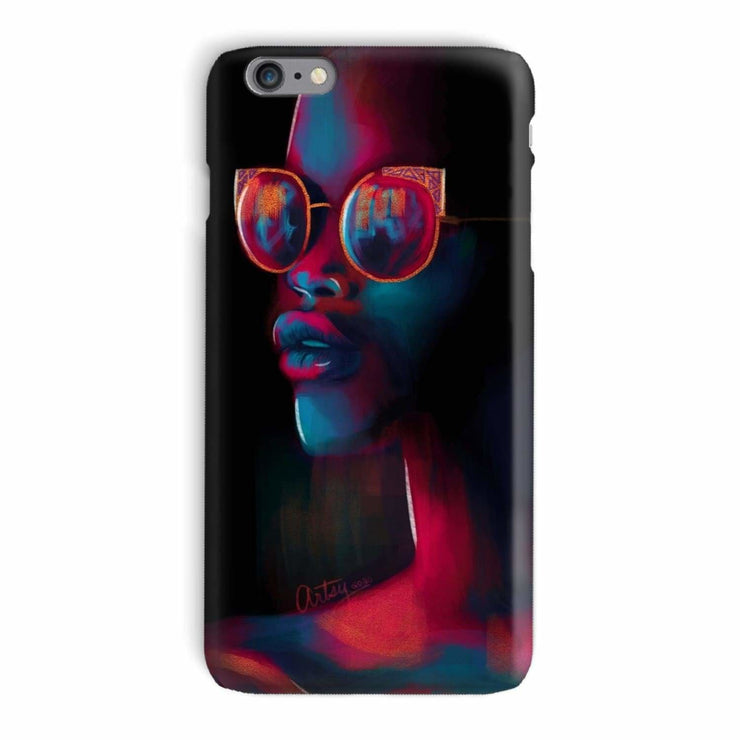 Dark Matter Phone Case - iPhone 6 Plus / Snap / Gloss - Phone & Tablet Cases