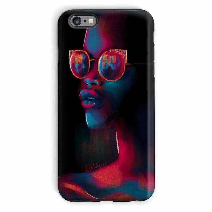 Dark Matter Phone Case - iPhone 6 Plus / Tough / Gloss - Phone & Tablet Cases