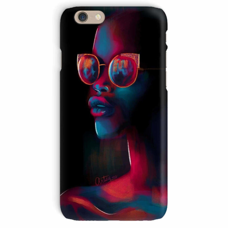 Dark Matter Phone Case - iPhone 6 / Snap / Gloss - Phone & Tablet Cases