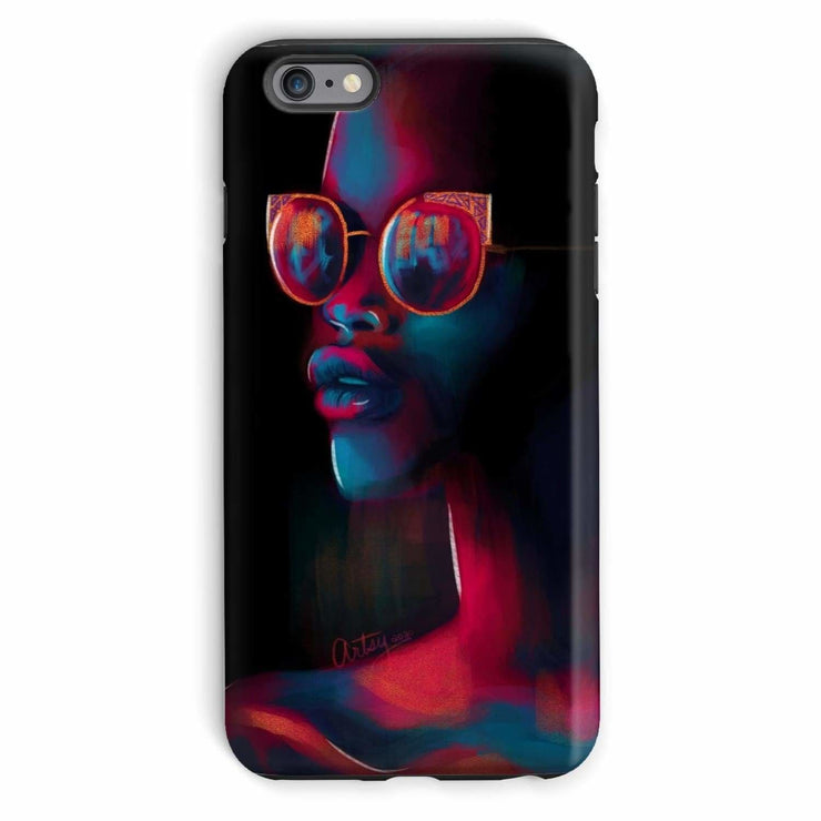 Dark Matter Phone Case - iPhone 6s Plus / Tough / Gloss - Phone & Tablet Cases