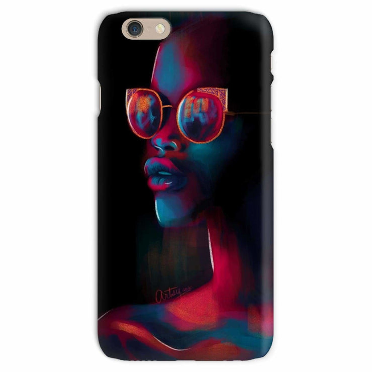 Dark Matter Phone Case - iPhone 6s / Snap / Gloss - Phone & Tablet Cases