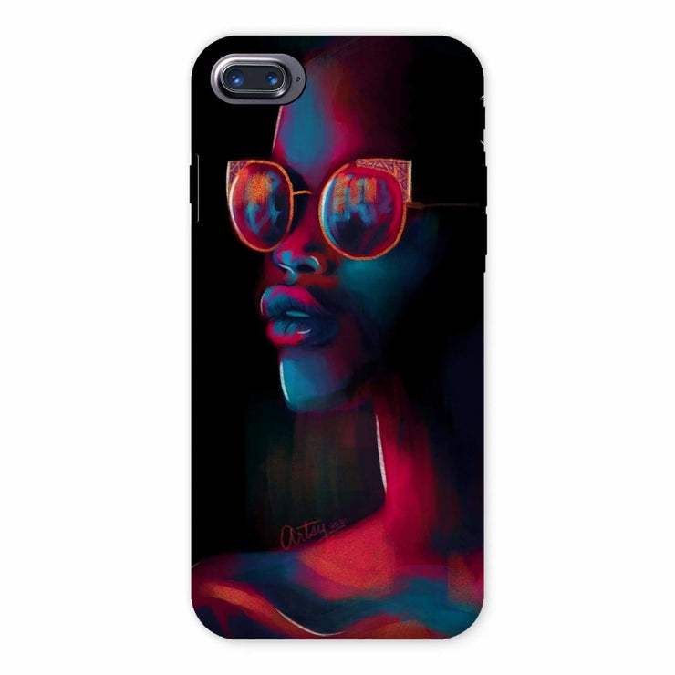 Dark Matter Phone Case - iPhone 7 / Tough / Gloss - Phone & Tablet Cases