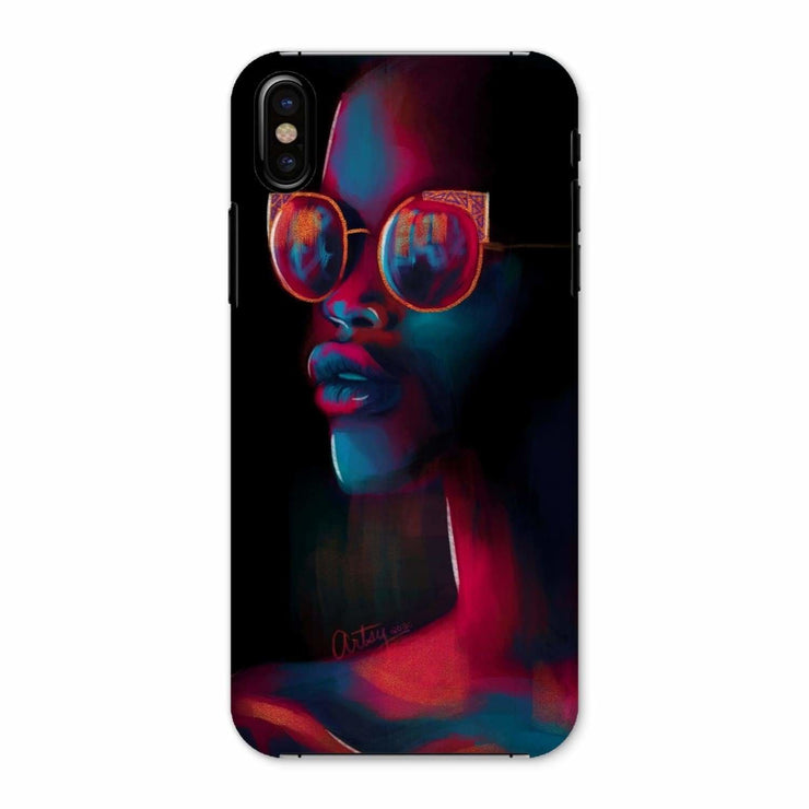 Dark Matter Phone Case - iPhone X / Snap / Gloss - Phone & Tablet Cases