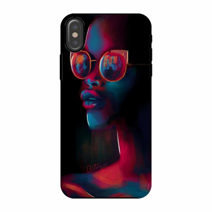 Dark Matter Phone Case - iPhone X / Tough / Gloss - Phone & Tablet Cases