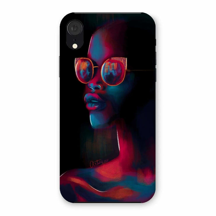 Dark Matter Phone Case - iPhone XR / Snap / Gloss - Phone & Tablet Cases