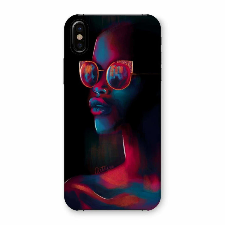 Dark Matter Phone Case - iPhone XS / Snap / Gloss - Phone & Tablet Cases