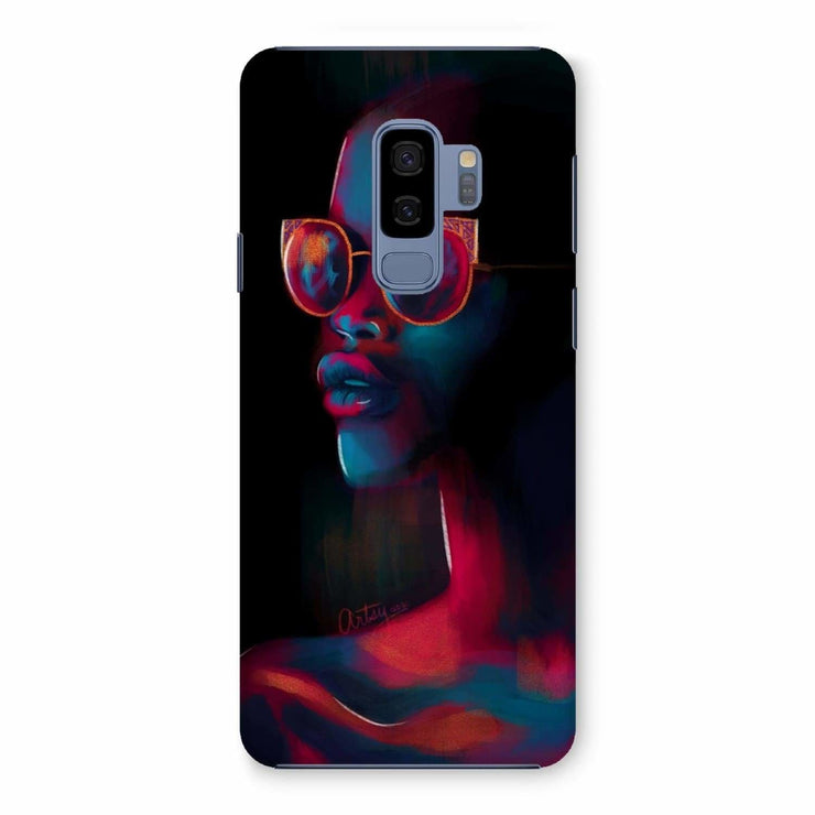 Dark Matter Phone Case - Samsung Galaxy S9+ / Snap / Gloss - Phone & Tablet Cases