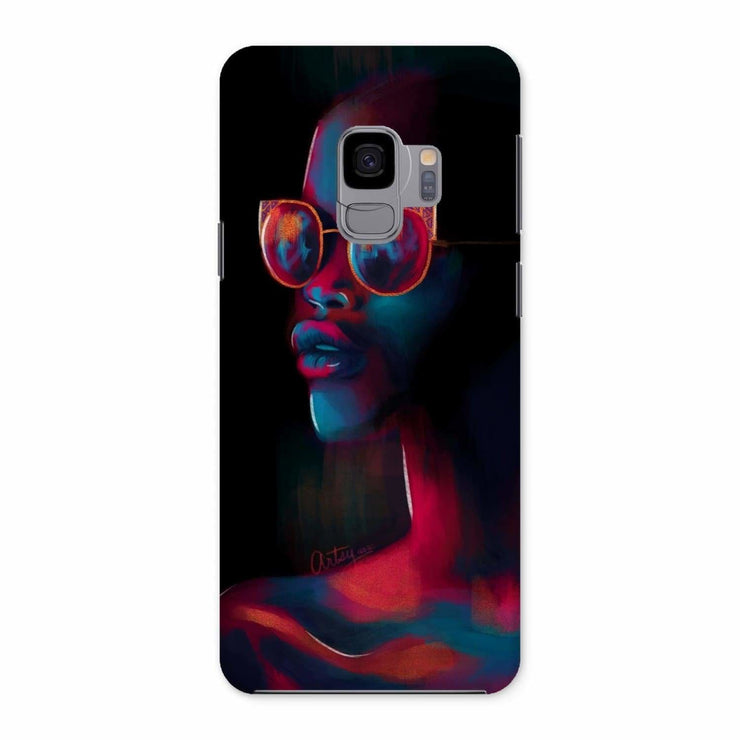 Dark Matter Phone Case - Samsung Galaxy S9 / Snap / Gloss - Phone & Tablet Cases