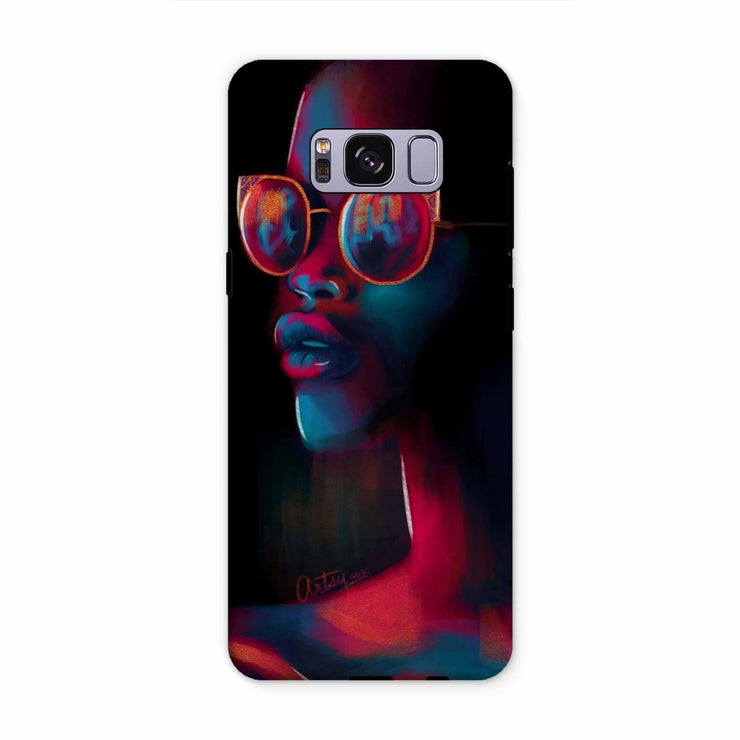 Dark Matter Phone Case - Samsung S8 Plus / Tough / Gloss - Phone & Tablet Cases