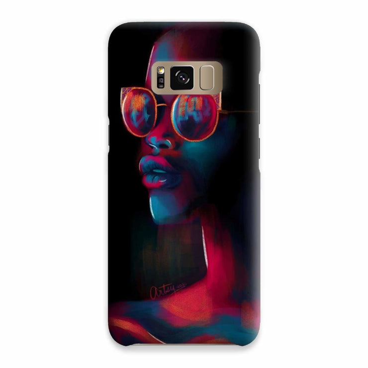 Dark Matter Phone Case - Samsung S8 / Snap / Gloss - Phone & Tablet Cases