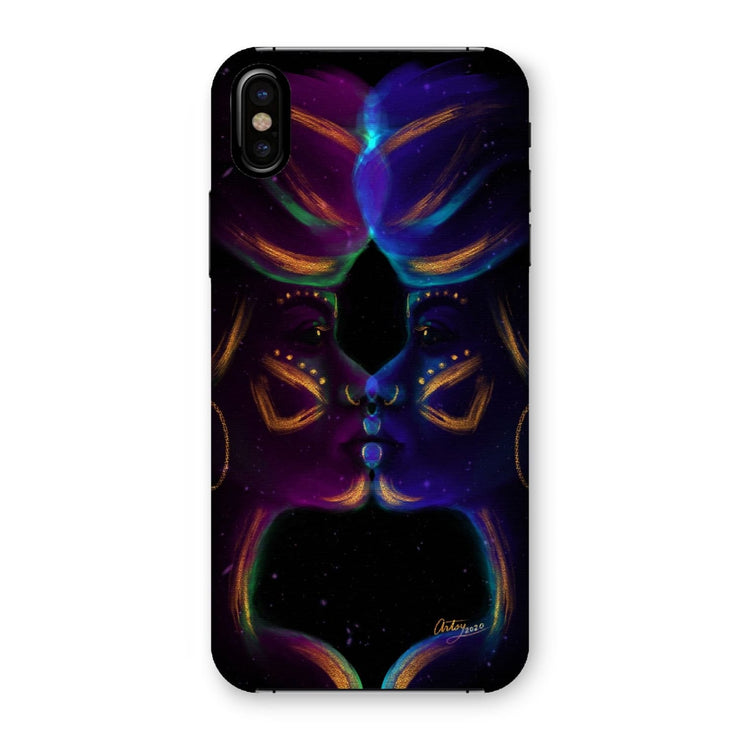 Delphi Phone Case - iPhone XS / Snap / Gloss - Phone & Tablet Cases