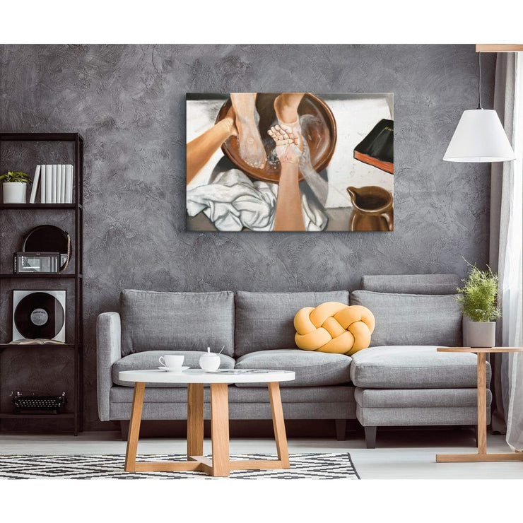 Led By The Spirit Canvas Print - Canvas Wall Art 2