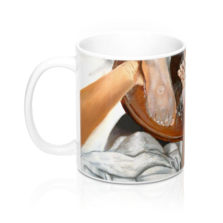 Led By The Spirit Mug 11oz - Mug