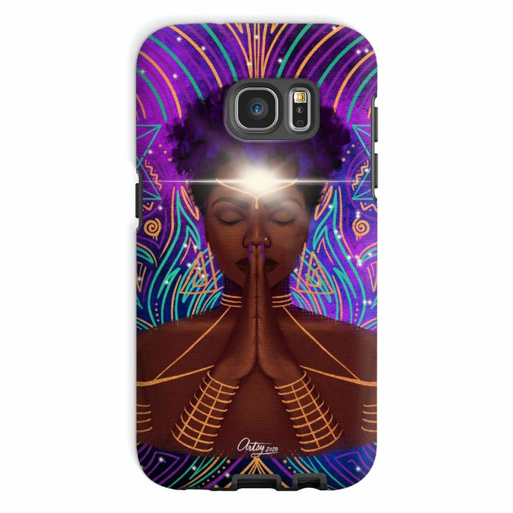 Liseli Phone Case - Galaxy S7 / Tough / Gloss - Phone & Tablet Cases