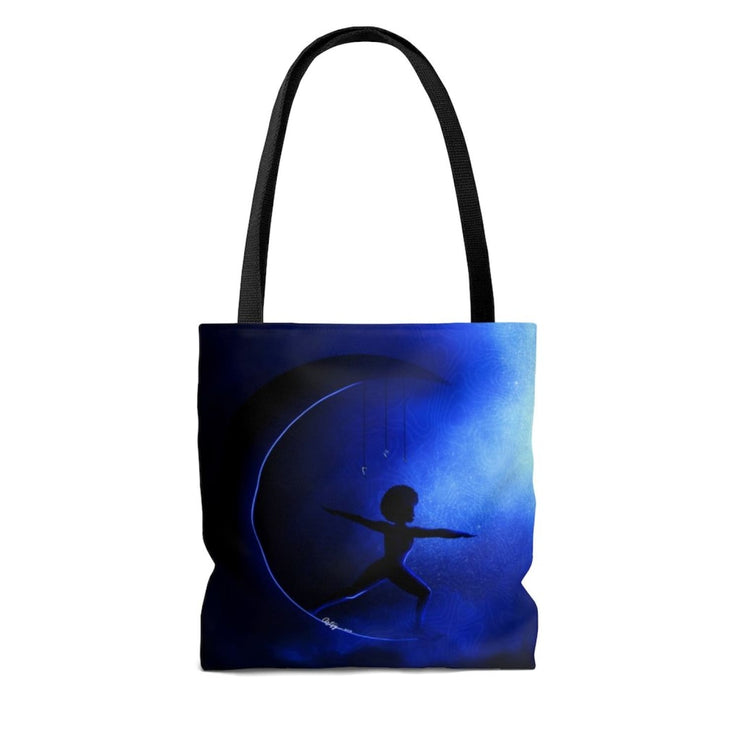 Moon Warrior Tote Bag - Bags