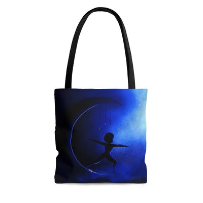 Moon Warrior Tote Bag - Large - Bags