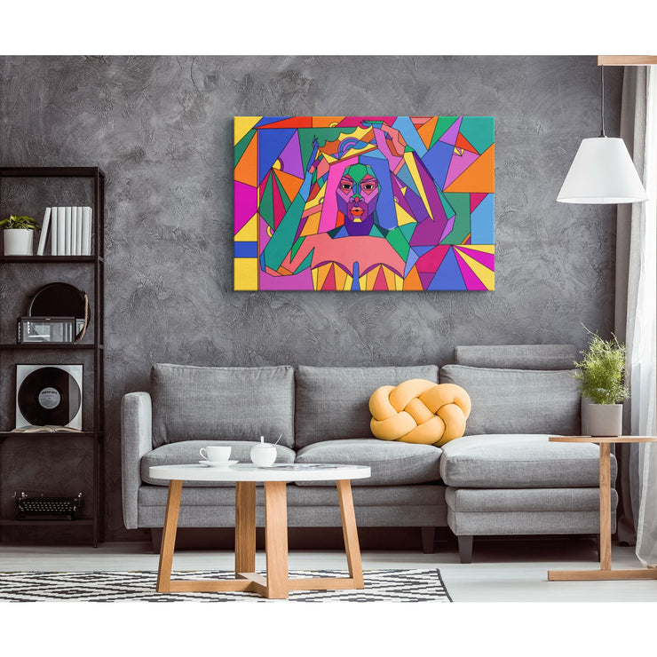 Pragmatista Canvas Print - Canvas Wall Art 2