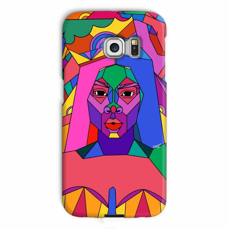 Pragmatista Phone Case - Galaxy S6 Edge / Snap / Gloss - Phone & Tablet Cases