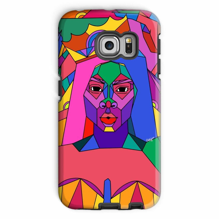 Pragmatista Phone Case - Galaxy S6 Edge / Tough / Gloss - Phone & Tablet Cases