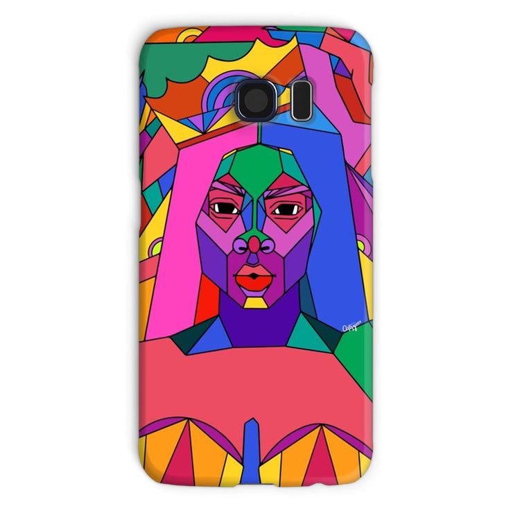 Pragmatista Phone Case - Galaxy S6 / Snap / Gloss - Phone & Tablet Cases
