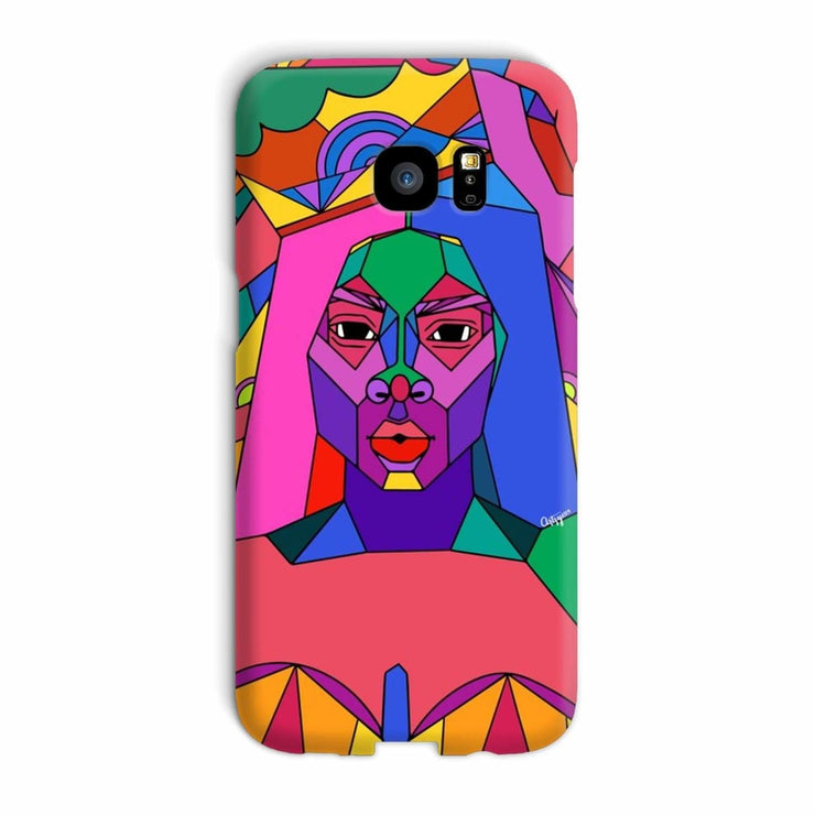 Pragmatista Phone Case - Galaxy S7 Edge / Snap / Gloss - Phone & Tablet Cases