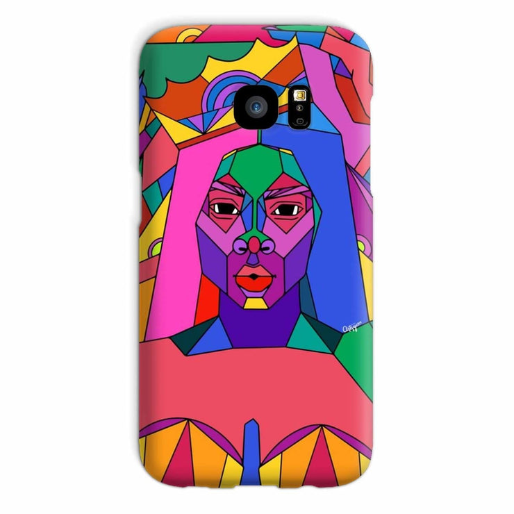 Pragmatista Phone Case - Galaxy S7 / Snap / Gloss - Phone & Tablet Cases