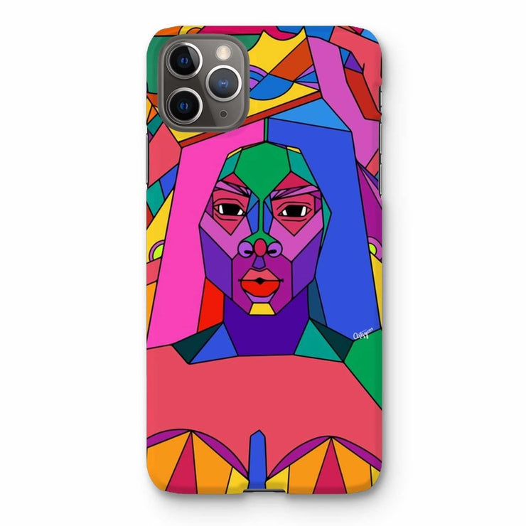 Pragmatista Phone Case - iPhone 11 Pro Max / Snap / Gloss - Phone & Tablet Cases