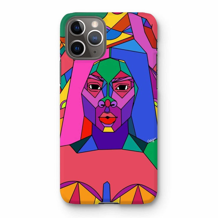Pragmatista Phone Case - iPhone 11 Pro / Snap / Gloss - Phone & Tablet Cases