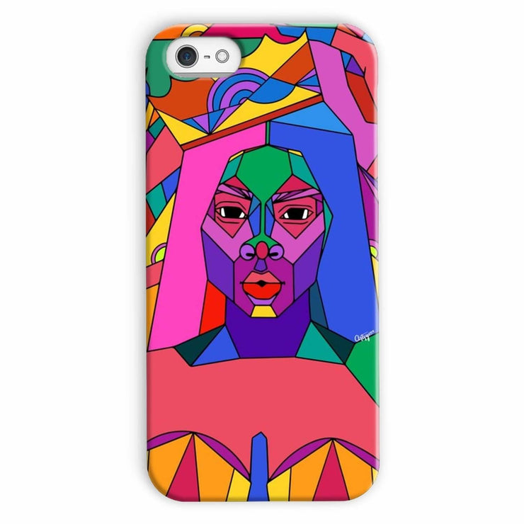 Pragmatista Phone Case - iPhone 5c / Snap / Gloss - Phone & Tablet Cases
