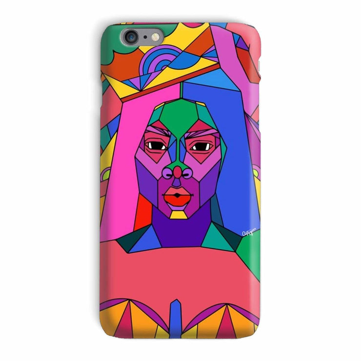 Pragmatista Phone Case - iPhone 6 Plus / Snap / Gloss - Phone & Tablet Cases
