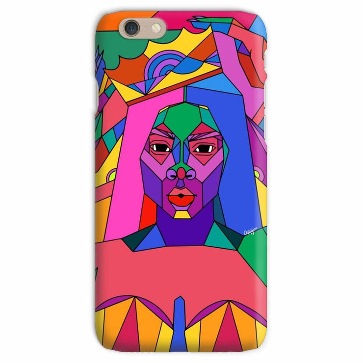 Pragmatista Phone Case - iPhone 6s / Snap / Gloss - Phone & Tablet Cases
