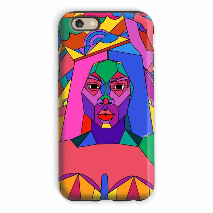Pragmatista Phone Case - iPhone 6s / Tough / Gloss - Phone & Tablet Cases