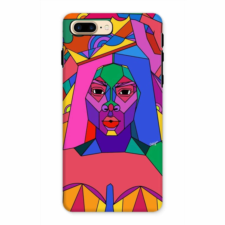 Pragmatista Phone Case - iPhone 7 Plus / Tough / Gloss - Phone & Tablet Cases