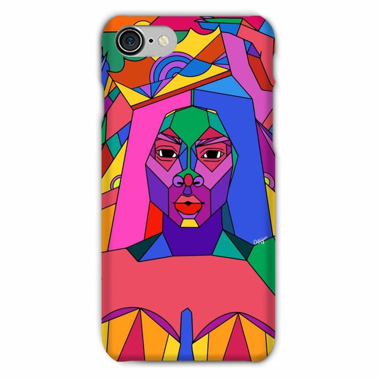 Pragmatista Phone Case - iPhone 8 / Snap / Gloss - Phone & Tablet Cases