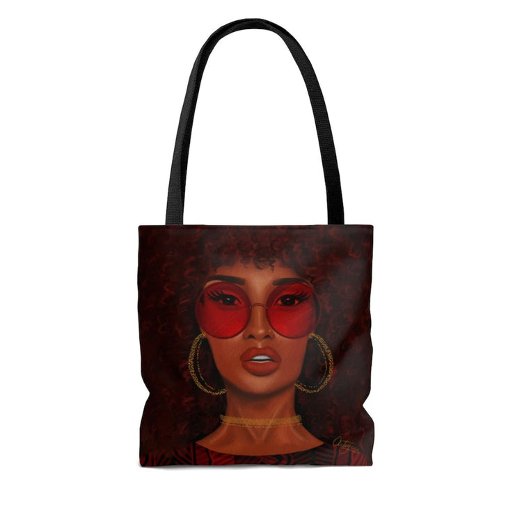 Ruby Frames Tote Bag - Bags