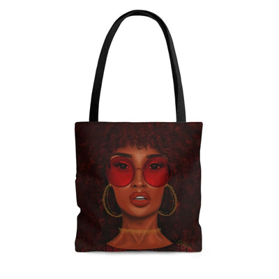 Ruby Frames Tote Bag - Large - Bags
