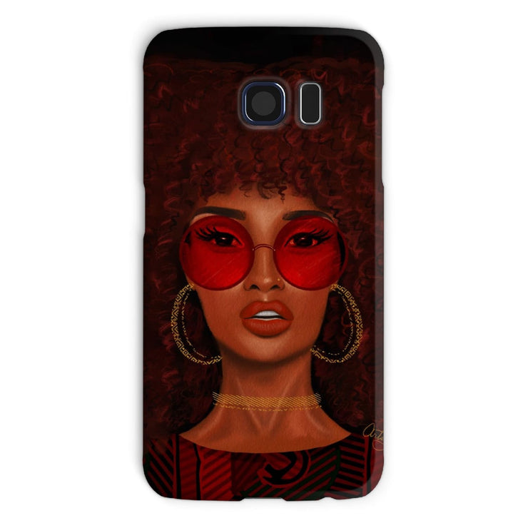 Ruby Phone Case - Galaxy S6 / Snap / Gloss - Phone & Tablet Cases