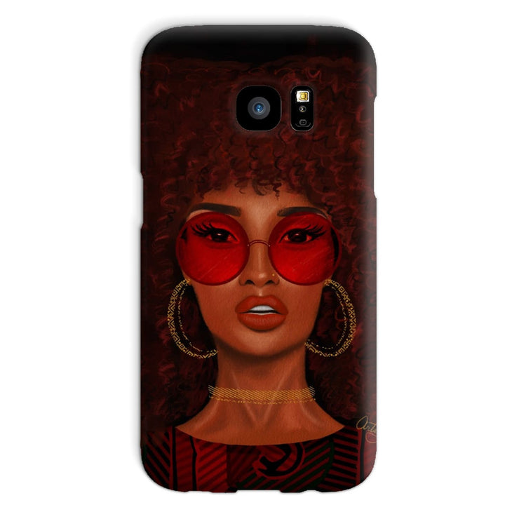 Ruby Phone Case - Galaxy S7 / Snap / Gloss - Phone & Tablet Cases