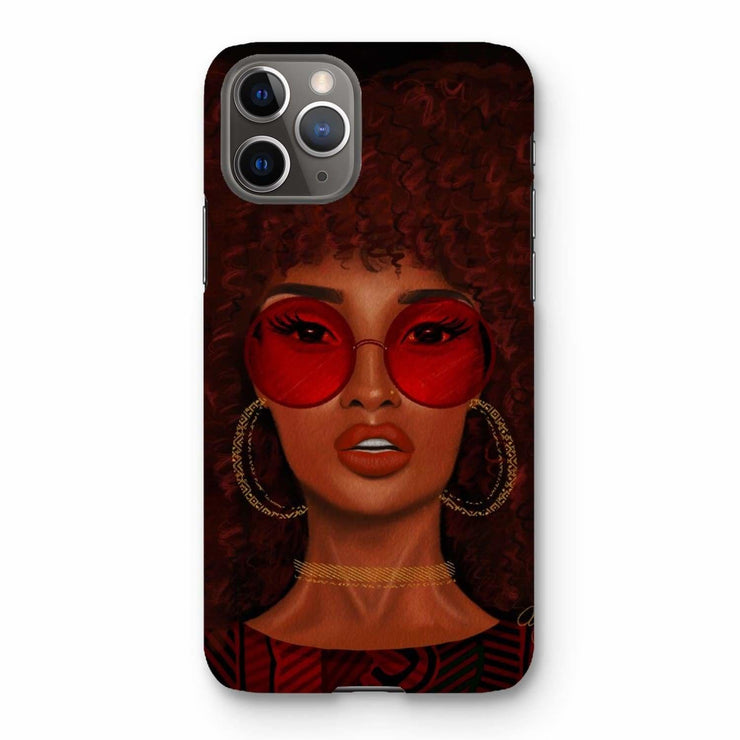 Ruby Phone Case - iPhone 11 Pro / Snap / Gloss - Phone & Tablet Cases