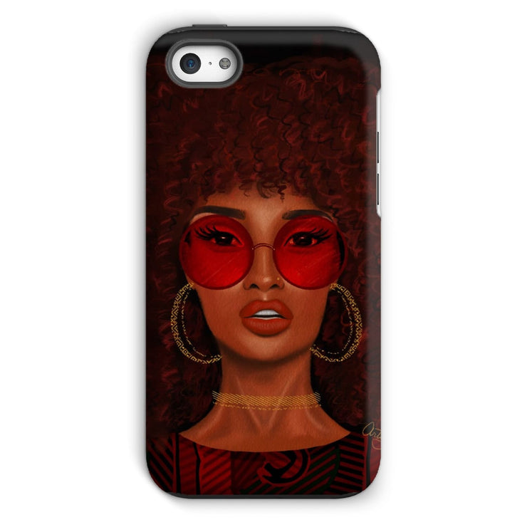 Ruby Phone Case - iPhone 5c / Tough / Gloss - Phone & Tablet Cases