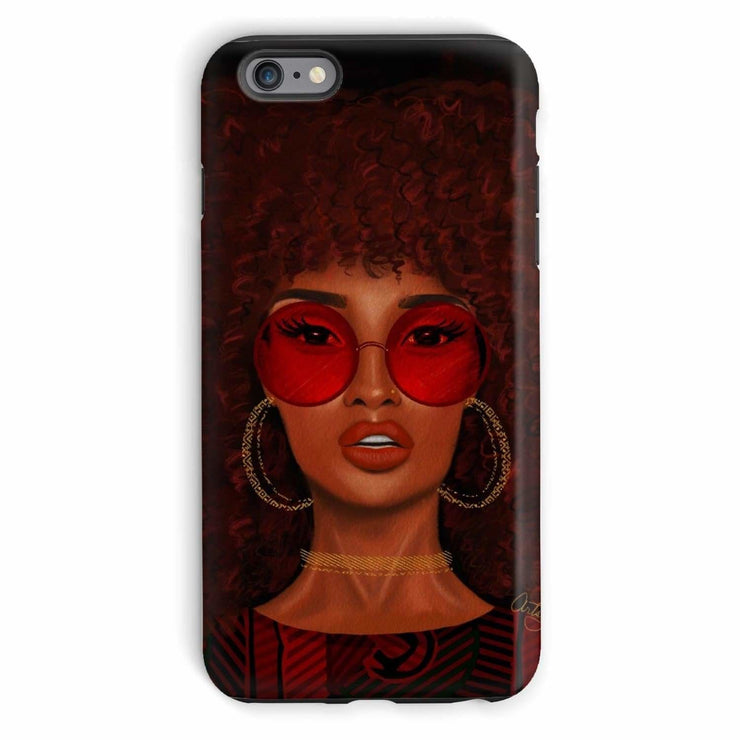 Ruby Phone Case - iPhone 6s Plus / Tough / Gloss - Phone & Tablet Cases