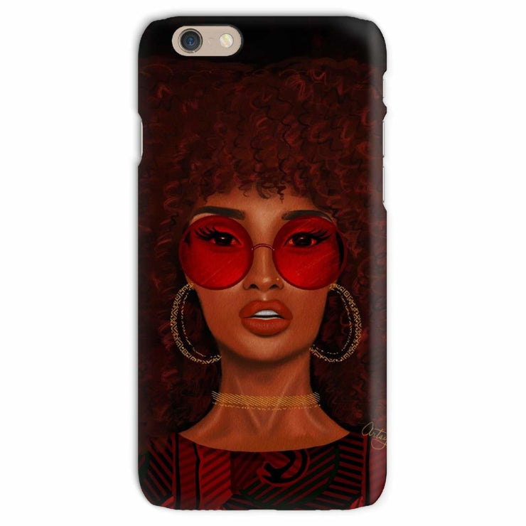 Ruby Phone Case - iPhone 6s / Snap / Gloss - Phone & Tablet Cases