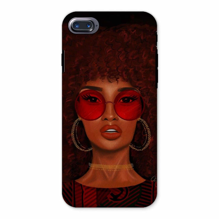 Ruby Phone Case - iPhone 8 / Tough / Gloss - Phone & Tablet Cases