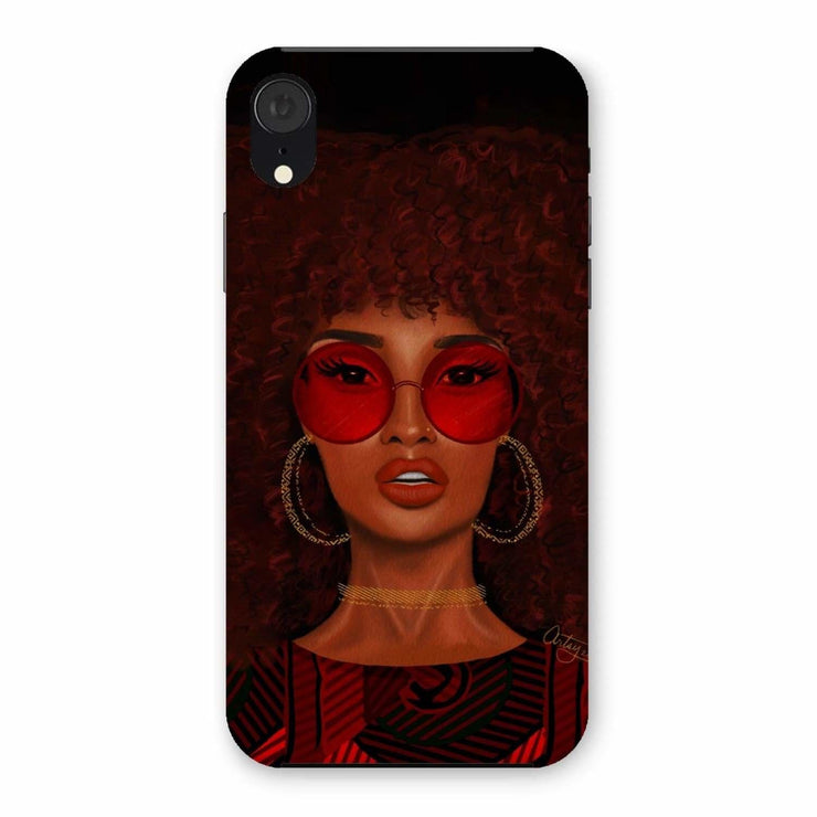 Ruby Phone Case - iPhone XR / Snap / Gloss - Phone & Tablet Cases