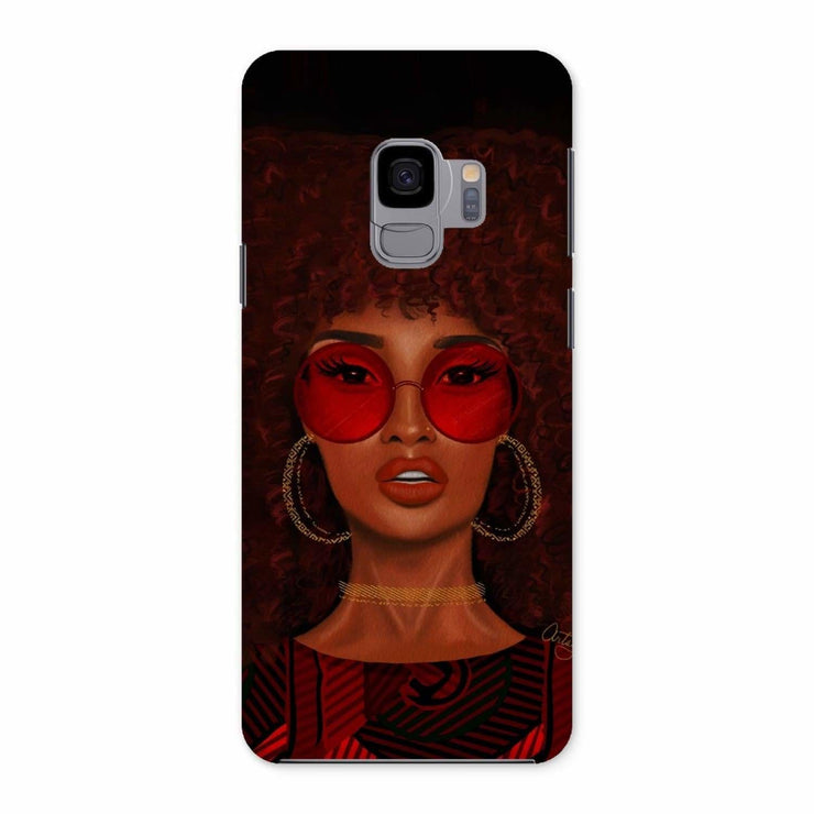 Ruby Phone Case - Samsung Galaxy S9 / Snap / Gloss - Phone & Tablet Cases
