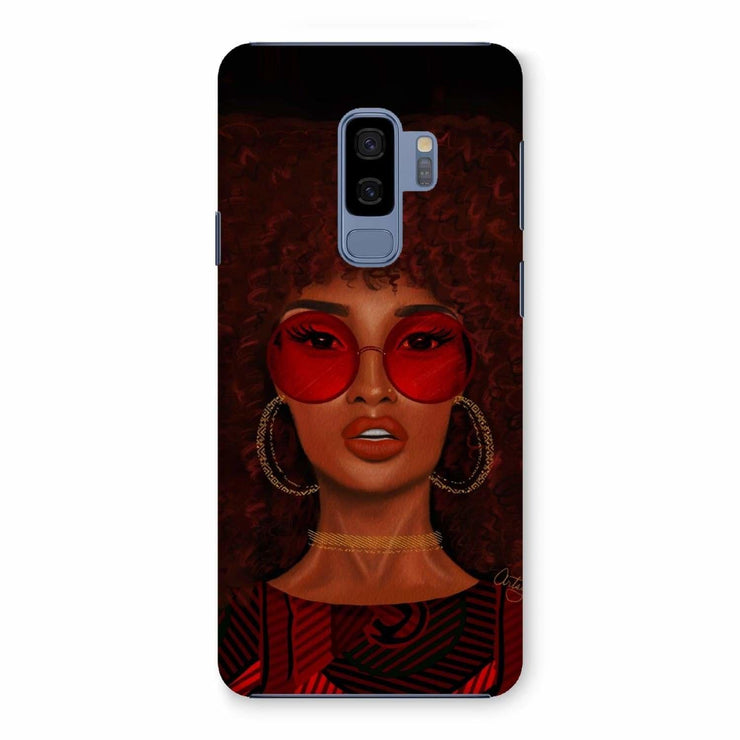 Ruby Phone Case - Samsung Galaxy S9+ / Snap / Gloss - Phone & Tablet Cases