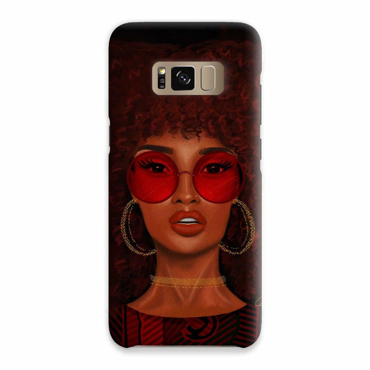 Ruby Phone Case - Samsung S8 / Snap / Gloss - Phone & Tablet Cases
