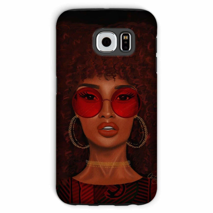 Ruby Phone Case - Galaxy S6 / Tough / Gloss - Phone & Tablet Cases