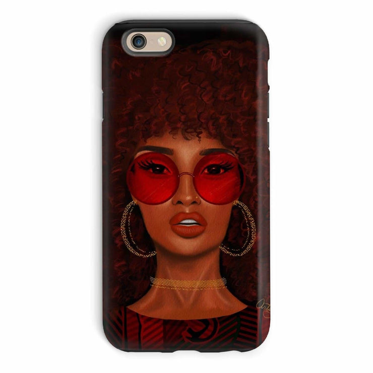 Ruby Phone Case - iPhone 6 / Tough / Gloss - Phone & Tablet Cases