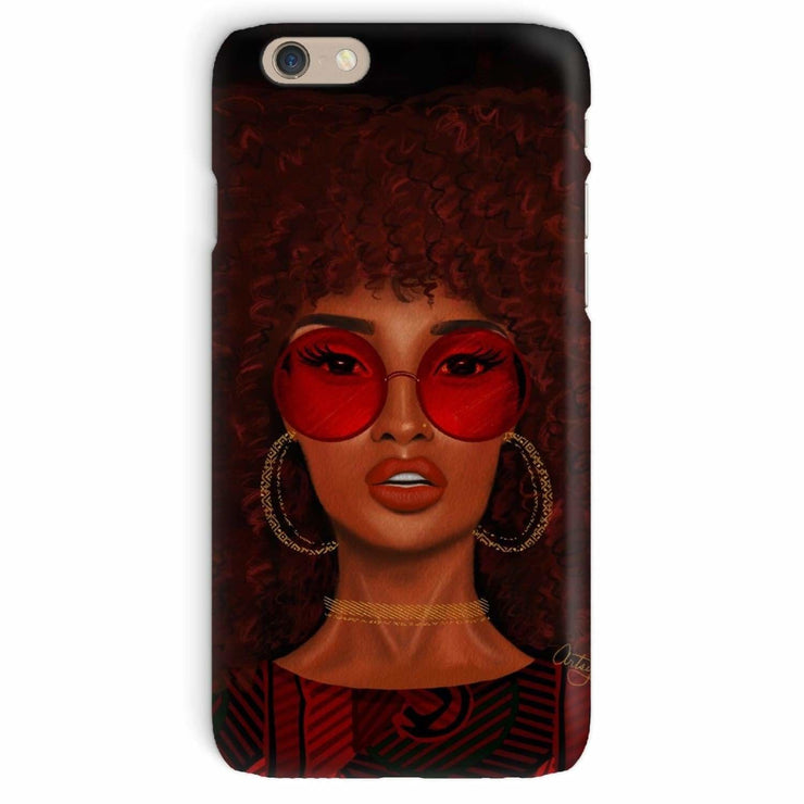 Ruby Phone Case - iPhone 6 / Snap / Gloss - Phone & Tablet Cases